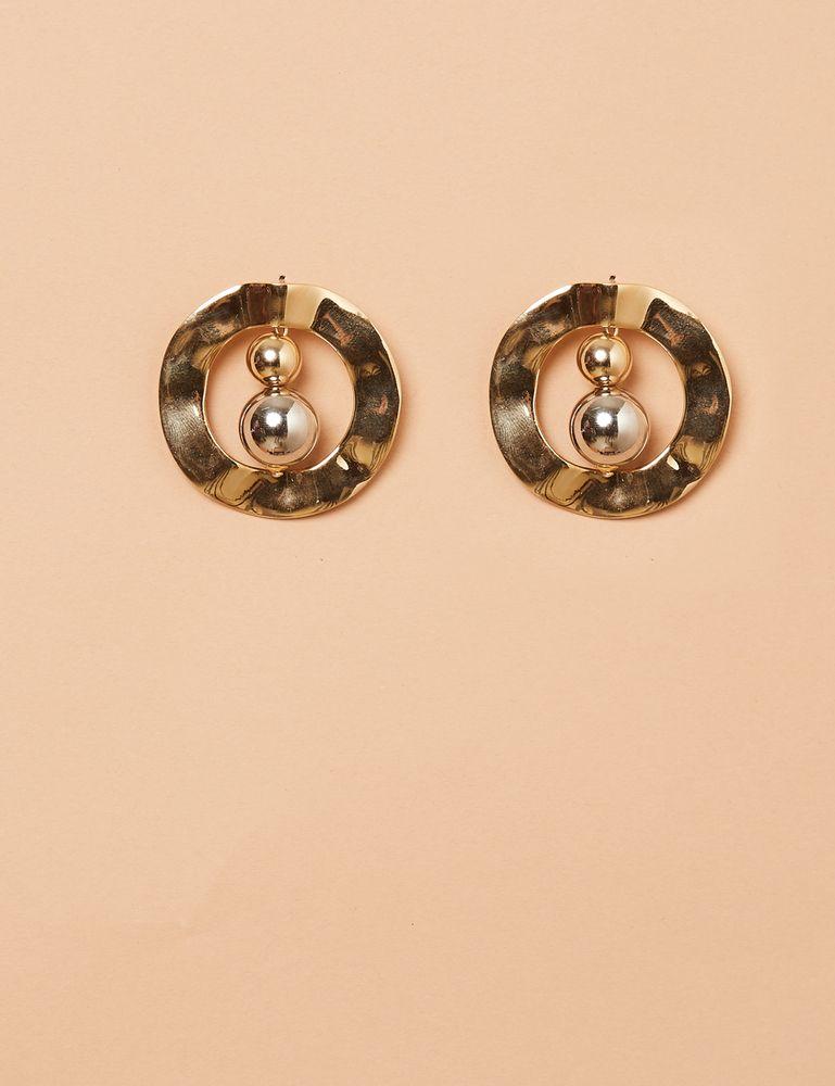 argola-irregular-bolas-dourado-conjunto