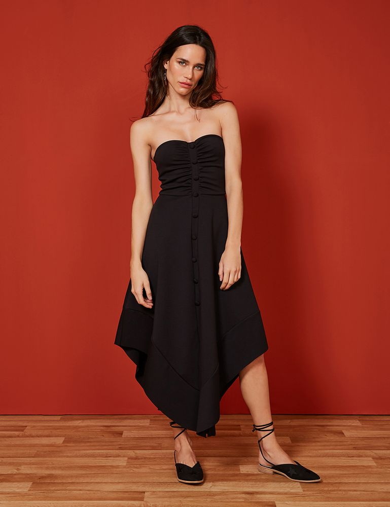 vestido-tomara-que-caia-botoes-preto-frente-g