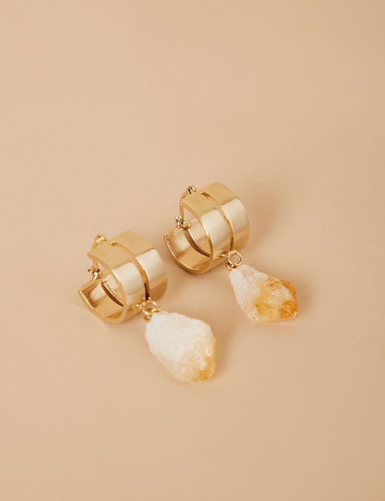 argola-friso-pingente-pedra-dourado-pedras